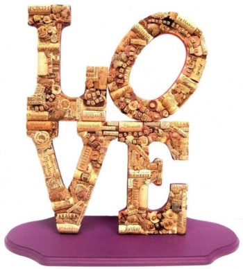 Decorative cork