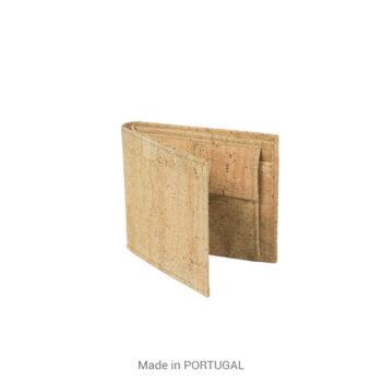 Stylish, Organized, Cork Pocket Wallet/Coin Pocket Designed - CORKCHO
