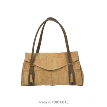 Stylish, spacious Cork Minimalist Day Bag Designed - CORKCHO