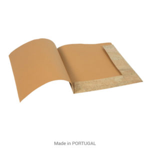 Cork Folder Preserved Portfolio Stylish - CORKCHO