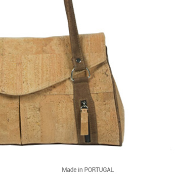 Cork Minimalist Day Bag