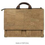 Cork Office Rustic compact Briefcase – CORKCHO