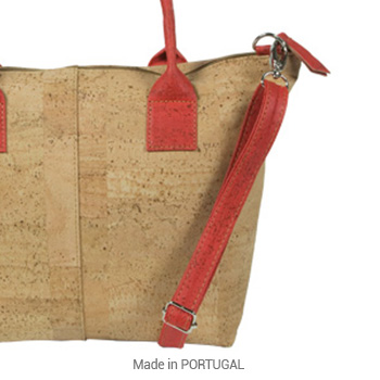 Cork-Red-Bag
