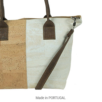 Cork-White-Bag
