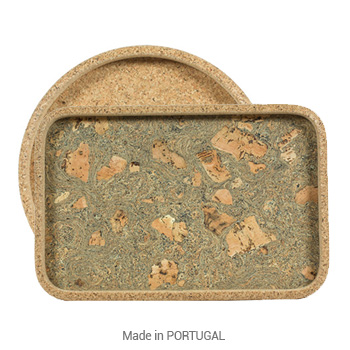 Protect Tables, Decorative Cork Trays - CORKCHO