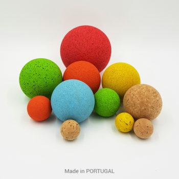 MICRO CORK BALL