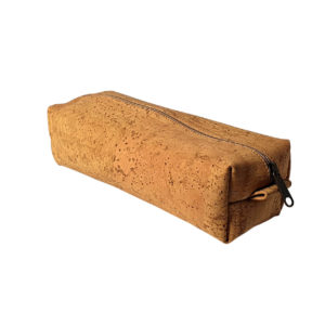 Natural Cork Cosmetic Pouch